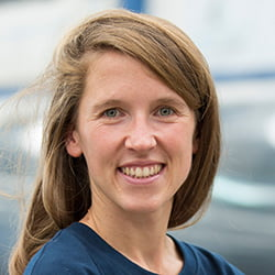 Esther Altorfer, Managing Director for East Africa, Sistema.bio